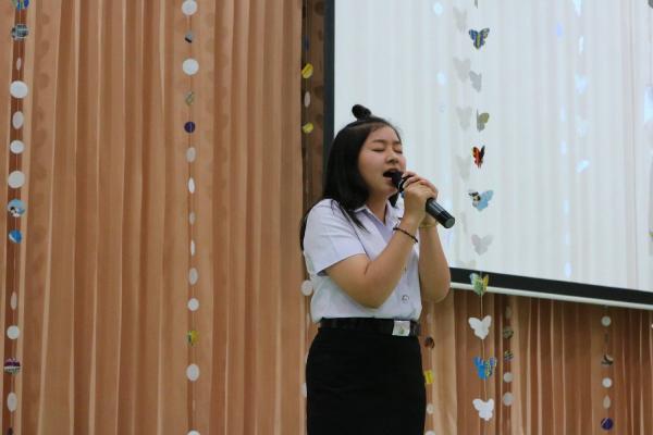 English Singing Contest